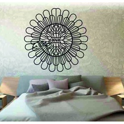 Stylesa - Picture on the wall fish mandala PR0348 and gold