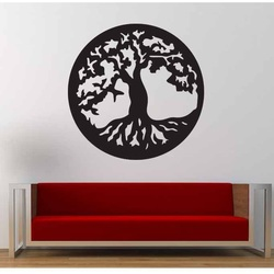 Sentop - Picture on the wall tree of life MALVEN