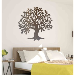 Sentop - Wooden painting tree of life Chokmy