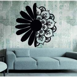 Sentop - Wall painting flower MARGARET