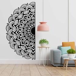 Sentop - Modern painting on a mandala wall HOME ART