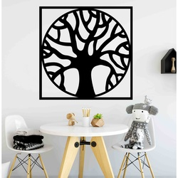 Stylesa - Modern wooden painting on the wall made of POCCITT PR0384-A plywood