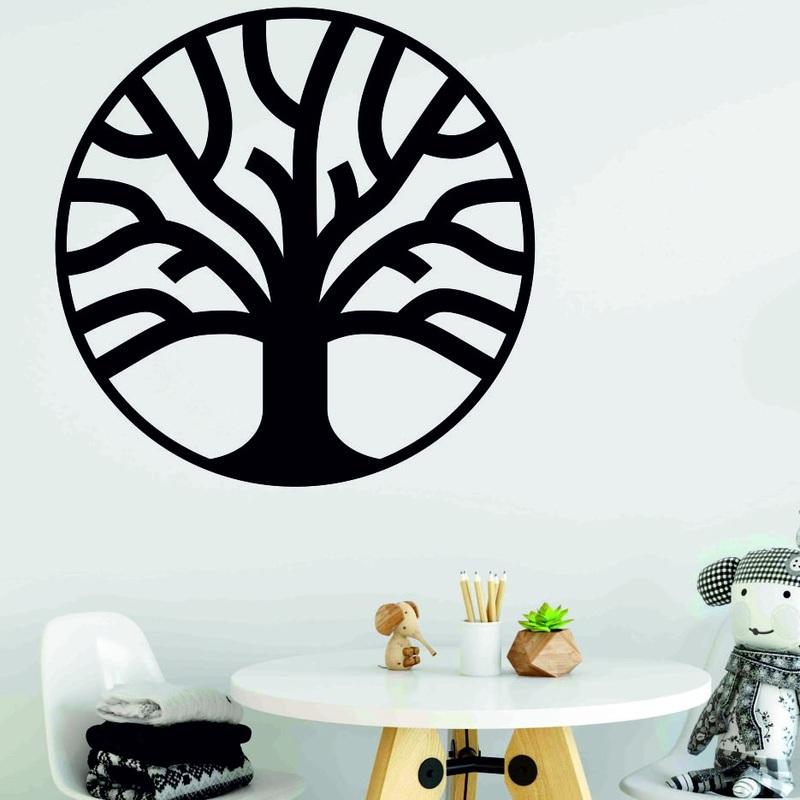 Sentop - Modern painting on the wall, wooden decoration OLIMARKO