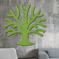 Sentop - Modern painting on the wall plywood - wooden decoration MOARKO-B