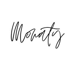 Wooden hanging earrings AVENTIS - MONATY | SENTOP