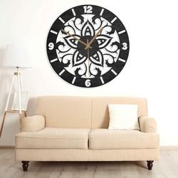 Wooden clocks - natural and colored ornaments | SENTOP PR0441