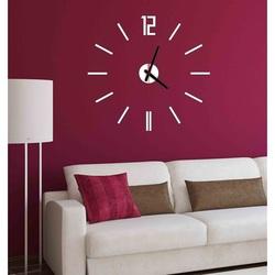 Modern clocks in the living room ERIKA