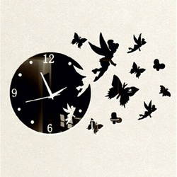 Desing Wall Clock Clocks Wall Art Wall Decoration Mirror Clocks Wall Stickers Sale Hours