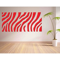 3D modern wall sticker - ZOTTO
