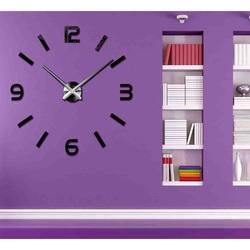 Stylish 3D Wall Clock - SONOMA
