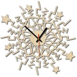 Modern wall clocks - LIGHTNING