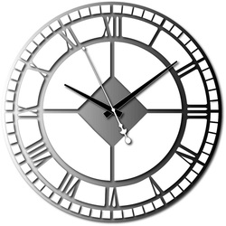 Plastic clock on the wall - Alcatel