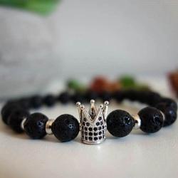 Bracelet with zircons - VIVA