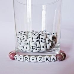 Bracelet with name - TEREZKA