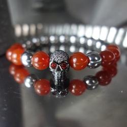 Bracelet with zircons - ADONIS