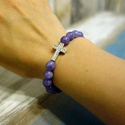 Bracelet with zircons - MARK