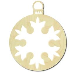 Drevená Vianočná ozdoba, rozmer: 8,6cm x 7cm