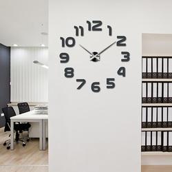 Stylish 3D Wall Clock - LAZARE