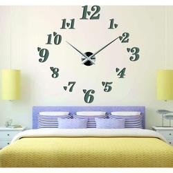 3D Modern Clock on the Wall - CORINNE