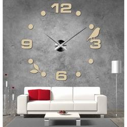 Wall clock made of plastic - CIEN