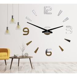 Modern Wall Clock Stick Stor 2D Plexi