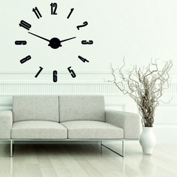 Modern wall clock ARABIC PLEXI