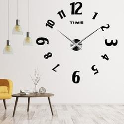 Modern wall clock CHARLIE 3D