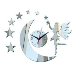 Wall clock moon 40x40 cm MOON
