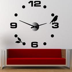 Wall clock DIY sticker  peace