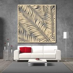 Obraz ścienny wyrzeźbiony ze sklejki drewnianej Topoľ Lube